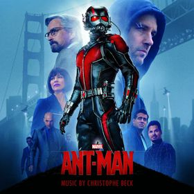 Various Artists - Ant-Man OST (CD)