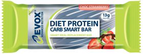 Evox Carbsmart Bar Choc/Straw 40g