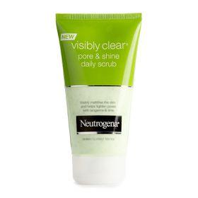 Neutrogena Visibly Clear Pore & Shine Scrub