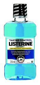 Listerine Tartar Control Listerine Antiseptic Mouthwash - 250ml