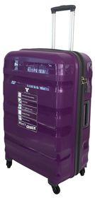 Tosca Flite PP Spinner 75 cm Cabin Case - Purple/Grey