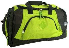Edison Sport 420D Medium Sports Bag - Green
