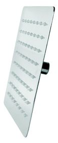 The Bathroom Shop - Square Stainless Steel Shower Head - 200 mm