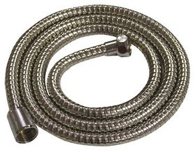 The Bathroom Shop Stainless Steel Shower Hose - 1.8m