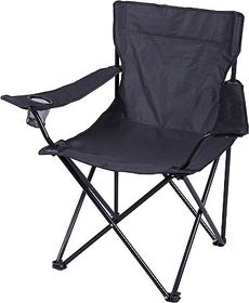 Marco Camping Chair - Black