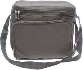 Marco 1200D 12 - Can Cooler Bag - Black