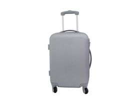 "Marco Hard Case Luggage Bag 20"" - Silver"