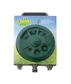 Lasher Tools - Hose Fitting Round 8 Function Sprinkler