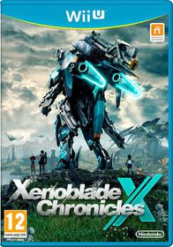 Wii U Xenoblade Chronicles X