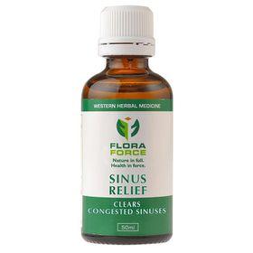 Flora Force Sinus Relief - 50 ml