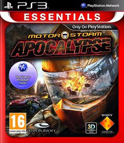 MotorStorm Apocalypse (Essentials) (PS3)