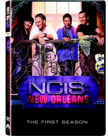 NCIS New Orleans: Season 1 (DVD)