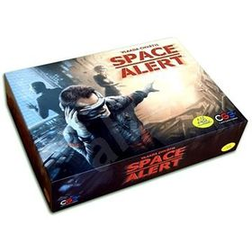 Space Alert Boardgame