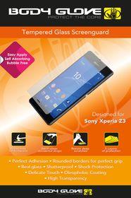 Body Glove Tempered Glass Screenguard - Sony Experia Z3