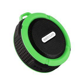 Astrum Wireless Speaker IP68 Green - ST190
