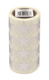 Tower Stars - Silver (1000 Large Stars per Roll)