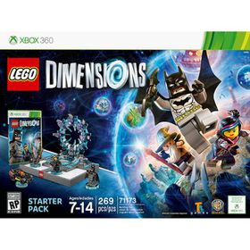 Lego Dimensions - Starter Pack (X360)