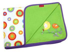LittleCo - Interlock Blanket - Brights