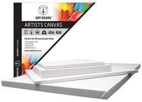 "Artboard Canvas 3D Box Canvas - 6 x 6"""
