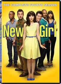New Girl: Season 4 (DVD)