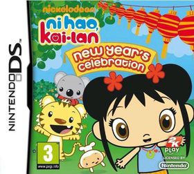 Ni Hao Kai-Lan: New Year's Celebration (NDS)