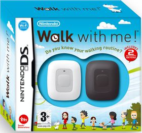 Walk With Me! (includes 2 Activity Meters) (NDS)