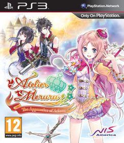 Atelier Meruru The Apprentice of Arland (PS3)