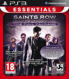 Saints Row: The Third - The Full Package (Essentials) (PS3)