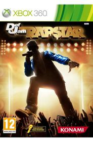 DefJam Rap star (solus) (Xbox 360)