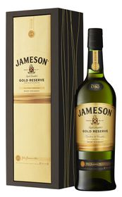 Jameson - Gold Reserve Irish Whiskey - Case 6 x 750ml