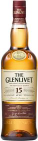 The Glenlivet - 15 Year Old Single Malt Whisky - 750ml