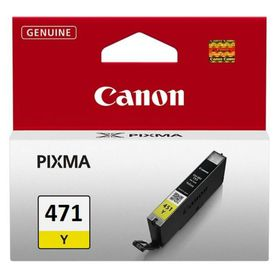 Canon CLI-471 Yellow Ink