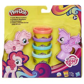 Play Doh Cutie Mark Creators