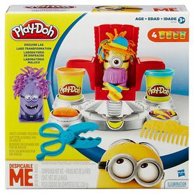 Play Doh Disguise Lab Minions