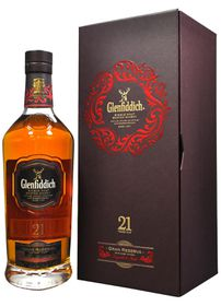 Glenfiddich - 21 Year Old Grand Reserve Single Malt Whisky - 750ml