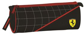 Ferrari Black Label Collection Round Pencil Case