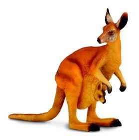 Collecta Wildlife-Red Kangeroo -L
