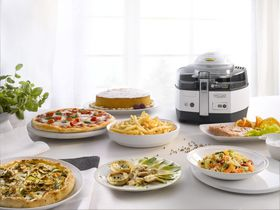 Delonghi - Low Oil Fryer And Multicooker