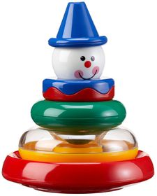 Tolo Stacking Activity Clown