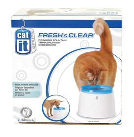 Catit - Design Fresh & Clear Cat Drinking Fountain - 2 Litre