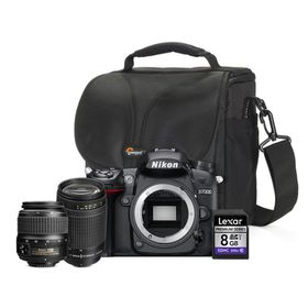 Nikon D7000 Twin Lens Value Bundle