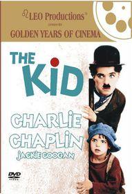 The Kid - Charlie Chaplin (DVD)