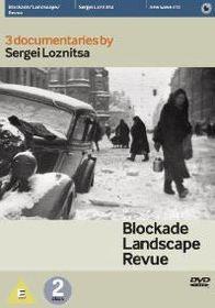 Blockade / Landscape / Revue - 3 Films by Sergei Loznitsa (DVD)