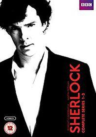 Sherlock - Series 1-3 [2010] (DVD)