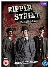 Ripper Street - Series 1 And 2 - Complete (DVD)
