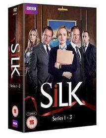 Silk - Series 1-3 - Complete (DVD)