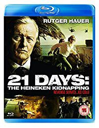21 Days: The Heineken Kidnapping (Blu-ray)