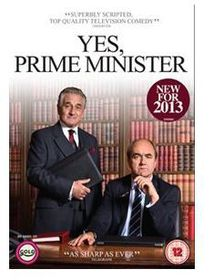 Yes, Prime Minister (DVD)