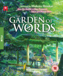 Garden Of Words (Blu-Ray)