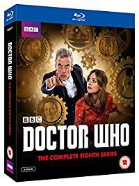 Doctor Who - Series 8 - Complete (Blu-Ray)
